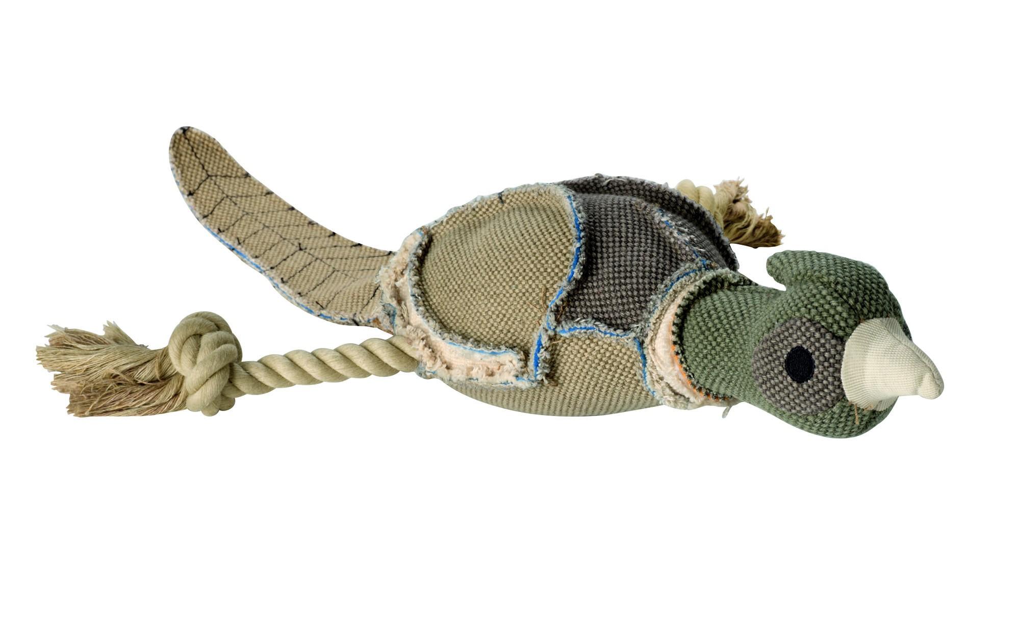 Hunter Hundespielzeug Canvas Wild Duck / Ente