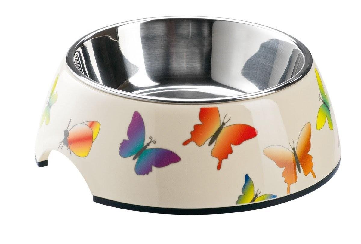 Hunter Melamin-Napf Schmetterling