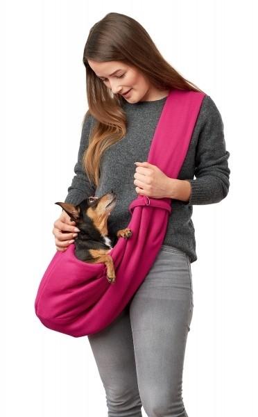 Hunter Carry bag Los Angeles pink / rosa