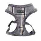 Puppia Kemp Harness Typ A grey