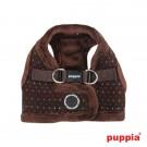 Puppia Yuppie Harness Typ B braun