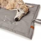Hunter Hundedecke Sansibar Rantum grau