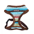 Puppia Crayon Harness Typ A brown