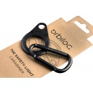 Karabiner für Orbiloc Dog Dual Safety Light