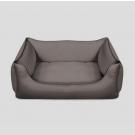 Lillibed / TG&L Kunstleder Softglove Grey-Beige