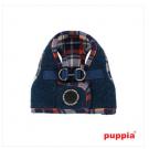 Puppia Wollgeschirr blau Typ B