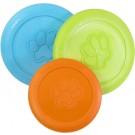 Zisc Frisbee in drei Farben